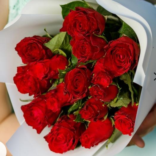 Кенийская роза 40см