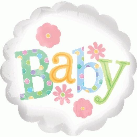 Шар круг Baby