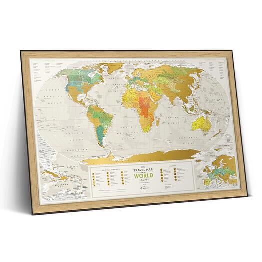 1DEA.me Скретч Карта Мира Geography, 88  60 см