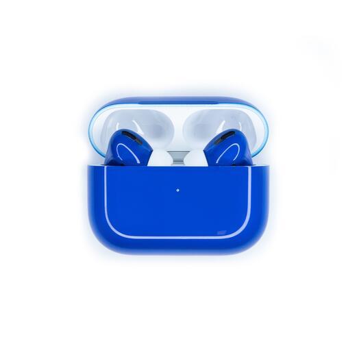 Apple AirPods Pro Color Синие глянцевые