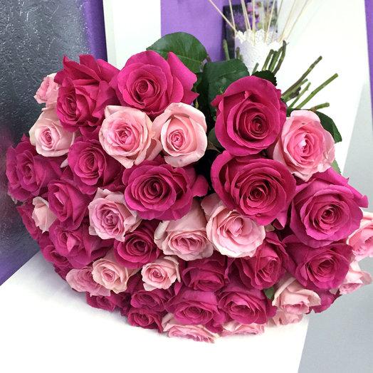 Букет Шанти: букеты цветов на заказ Flowwow
