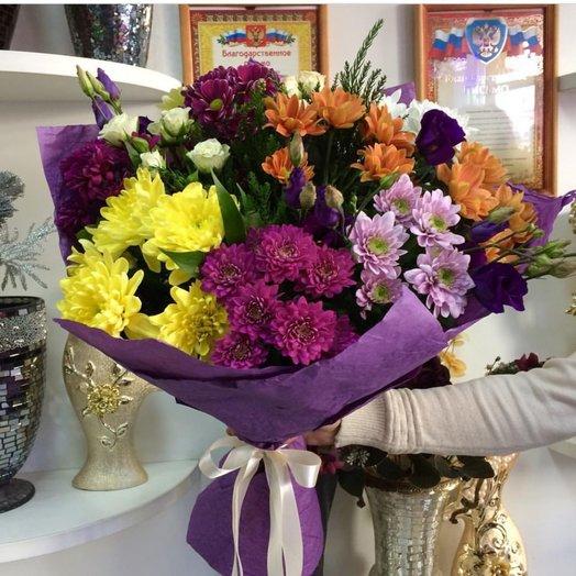 Букет Микс 2: букеты цветов на заказ Flowwow