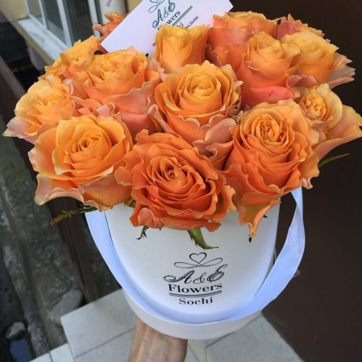Композиция Сердечная благодарность: букеты цветов на заказ Flowwow