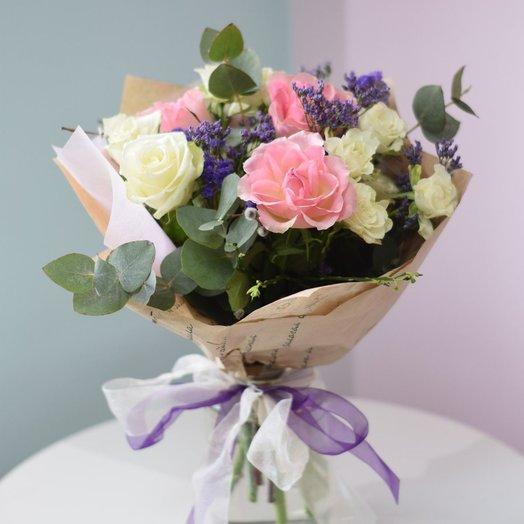 Прованское утро: букеты цветов на заказ Flowwow