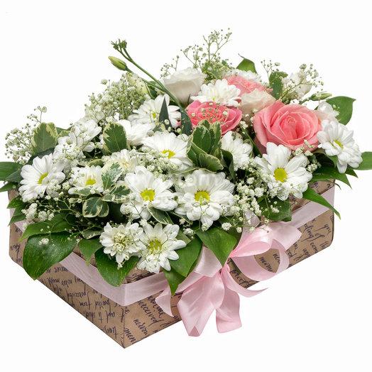 Букет №118 Летнее настроение: букеты цветов на заказ Flowwow