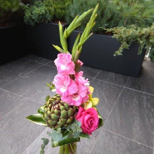 Артишок магазин цветов москва букет цветков