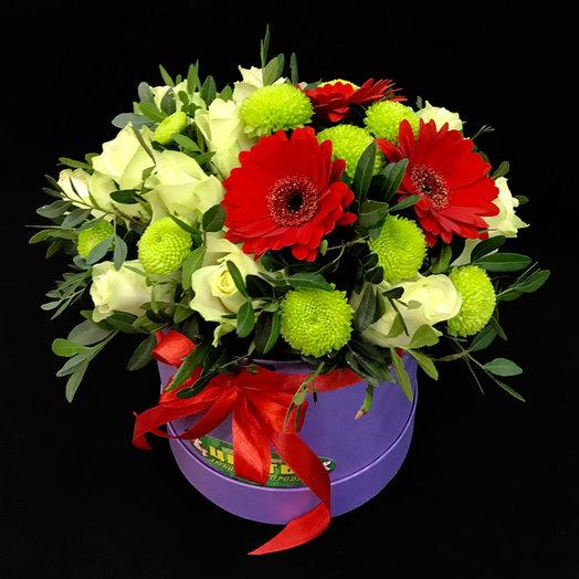 Композиция Вечность: букеты цветов на заказ Flowwow