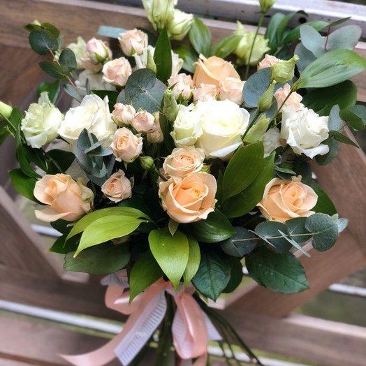 Нежность лепестков: букеты цветов на заказ Flowwow