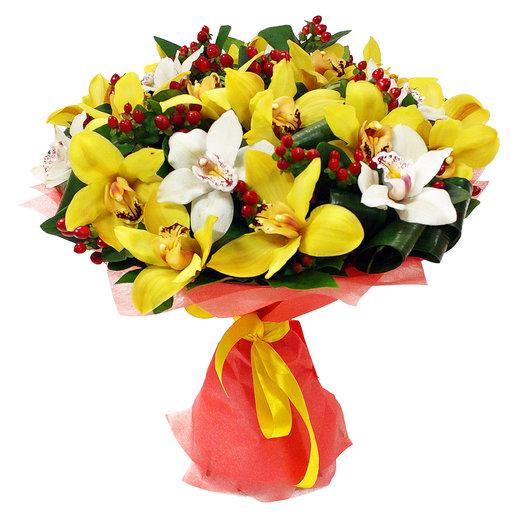 Букет Джиа: букеты цветов на заказ Flowwow