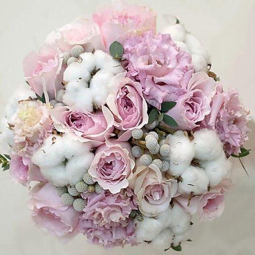 Пастельное утро: букеты цветов на заказ Flowwow