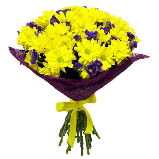 Букет Небо Рио: букеты цветов на заказ Flowwow