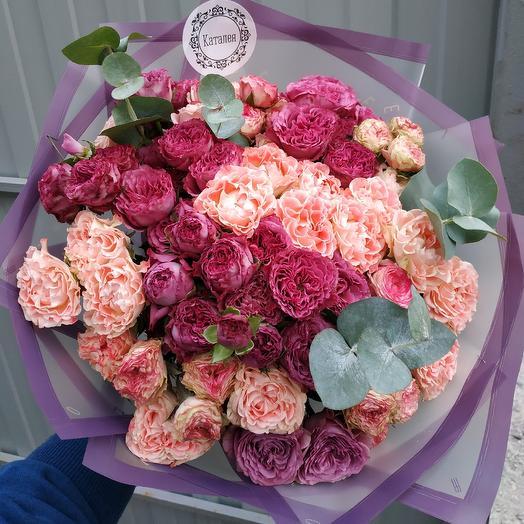 Удивление: букеты цветов на заказ Flowwow
