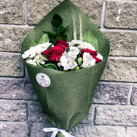 Букет Натурель: букеты цветов на заказ Flowwow