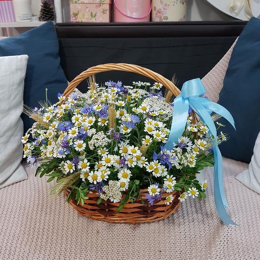 Летняя пора: букеты цветов на заказ Flowwow