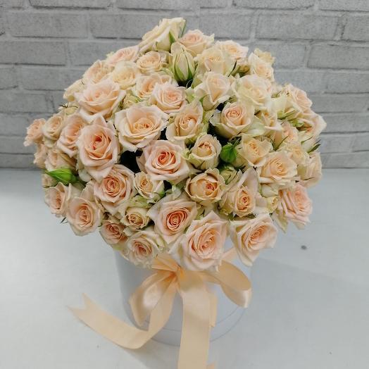 Нежная рапсодия: букеты цветов на заказ Flowwow