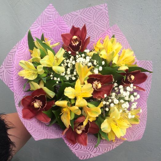 Дикий ангел: букеты цветов на заказ Flowwow