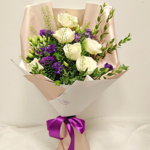Незабываемый сон: букеты цветов на заказ Flowwow