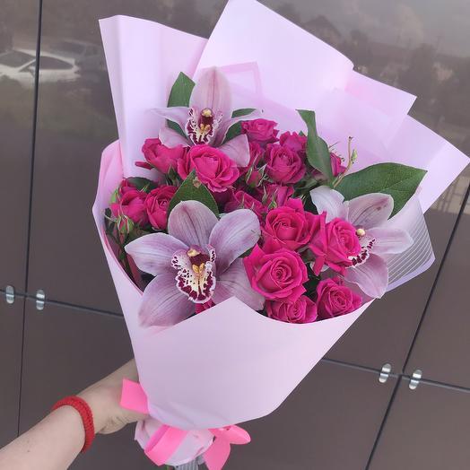 💐: букеты цветов на заказ Flowwow