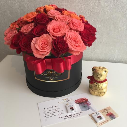 Букет «Шикарный изыск»: букеты цветов на заказ Flowwow