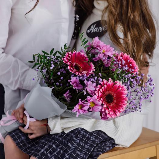 Анютины глазки: букеты цветов на заказ Flowwow