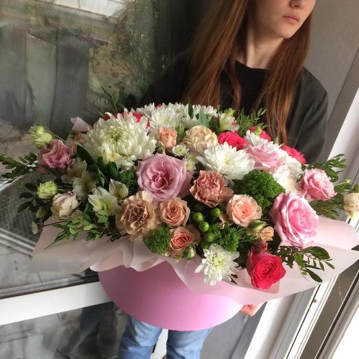 Макси Бон: букеты цветов на заказ Flowwow