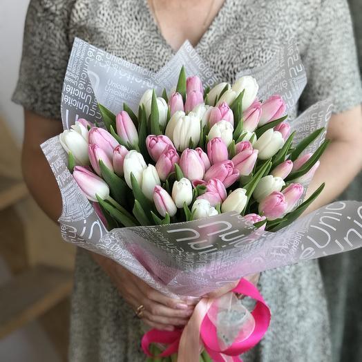 Астрид: букеты цветов на заказ Flowwow
