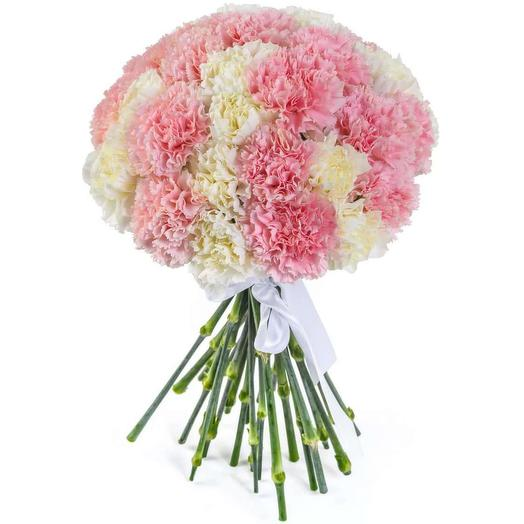 Гвоздики 31 шт: букеты цветов на заказ Flowwow