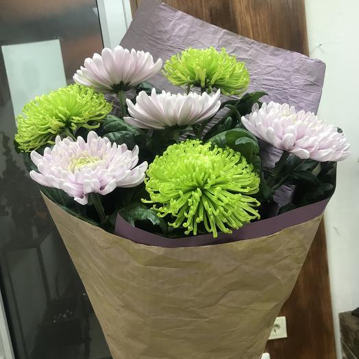 Вечно молодой: букеты цветов на заказ Flowwow