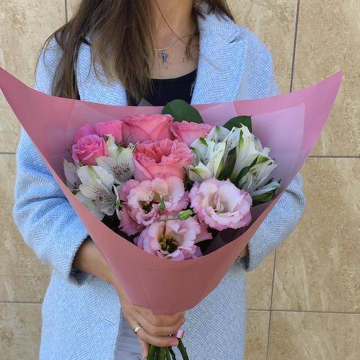 Дженна: букеты цветов на заказ Flowwow