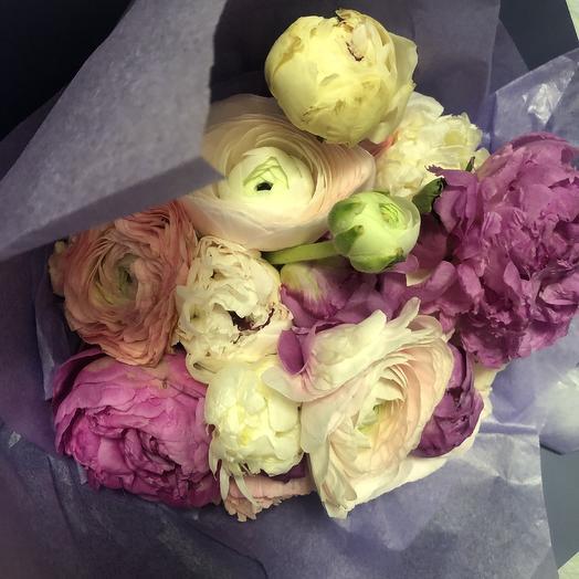 Влюбленность: букеты цветов на заказ Flowwow