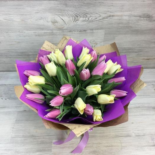 8-Марта: букеты цветов на заказ Flowwow