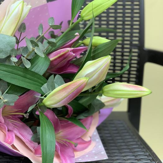 Lilian: букеты цветов на заказ Flowwow