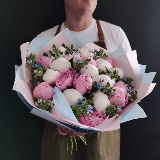 Виктория: букеты цветов на заказ Flowwow