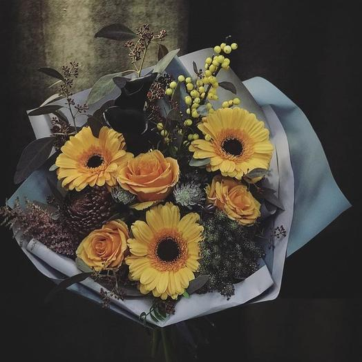 Осень: букеты цветов на заказ Flowwow