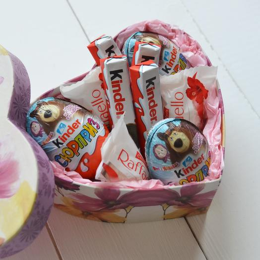 Kinder box: sweet