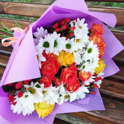"Букет Bouquet ""Rainbow"" 🌈"
