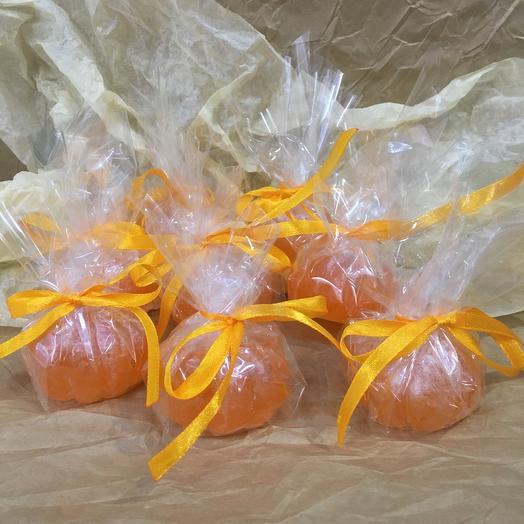 Мыло мандарин»