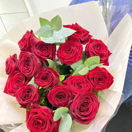 Розы 15 классика️🎁🥰🌸