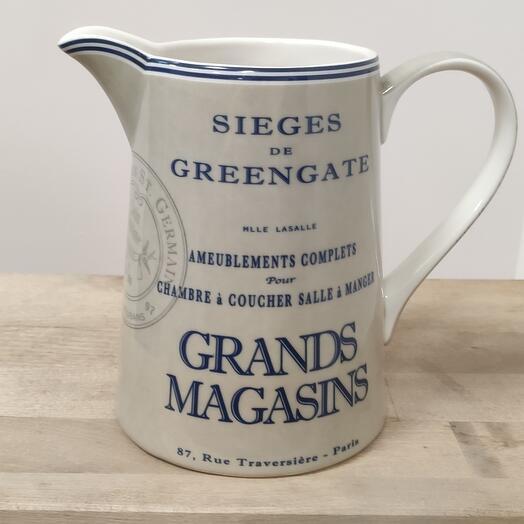 Молочник Greengate 1 литр