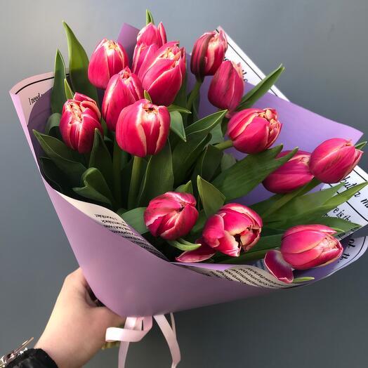 🔥пионовидные тюльпаны 🔥