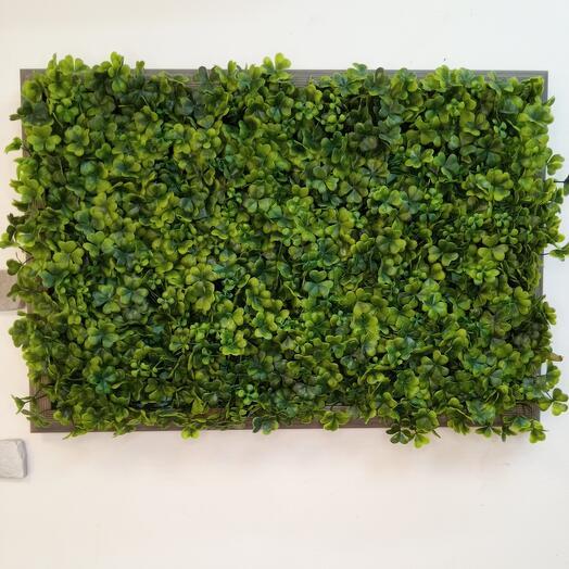 Зелёная картина