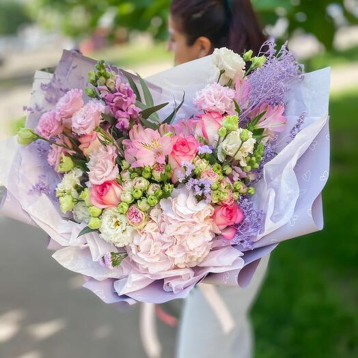 Цветочный ароматный  BOOM