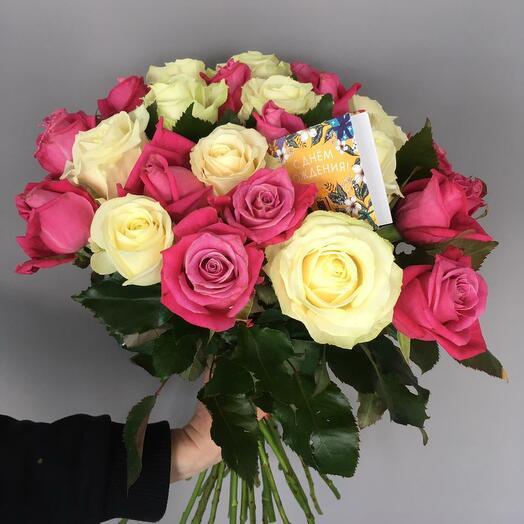 25 Кенийских роз