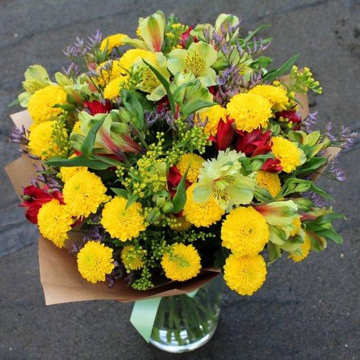 Ноты: букеты цветов на заказ Flowwow