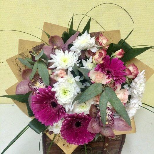 Восточные сказки: букеты цветов на заказ Flowwow