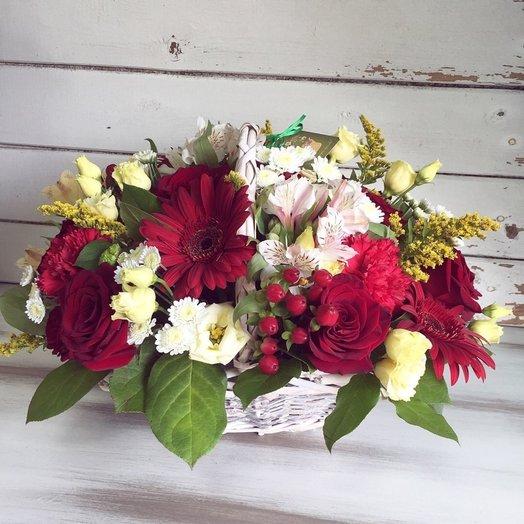 5: букеты цветов на заказ Flowwow