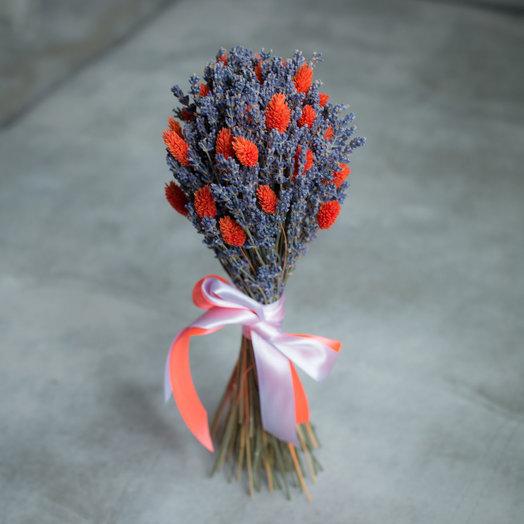 Интерьерный букетик из лаванды: букеты цветов на заказ Flowwow
