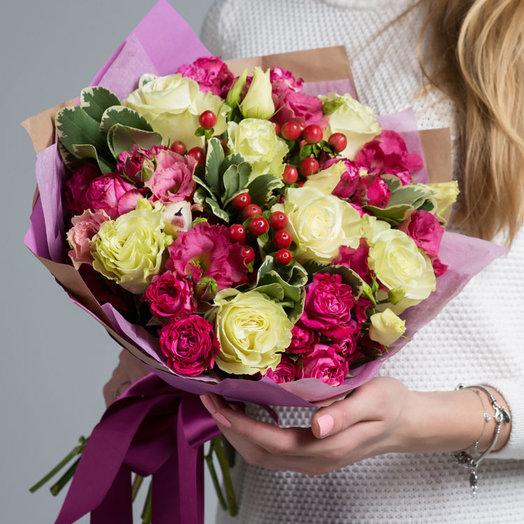 Букет Торжество: букеты цветов на заказ Flowwow