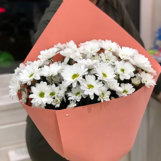 Нежные ромашки: букеты цветов на заказ Flowwow