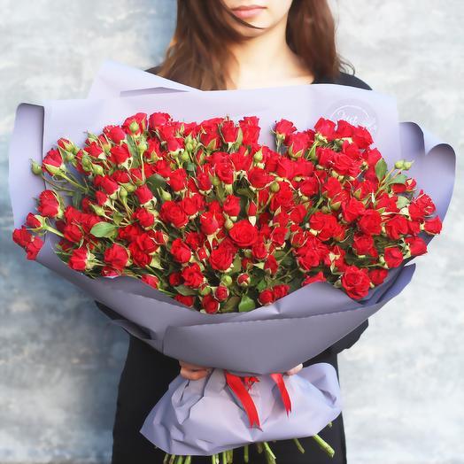 Моно 20: букеты цветов на заказ Flowwow